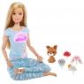Barbie: lalka medytacja z światłem i dźwiękiem (GNK01)Wiek: 3+