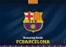 Blok Rysunkowy Fc Barcelona