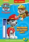 Psi Patrol Wipe & clean Cyfry Przygoda na cztery łapy