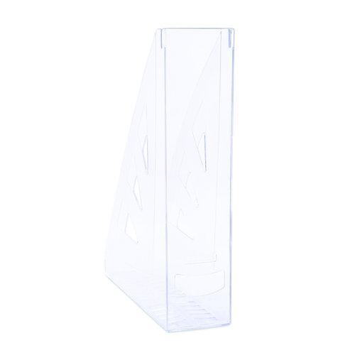 Pojemnik na dokumenty ażurowy A4 transparentny Office Products (21215511-90)