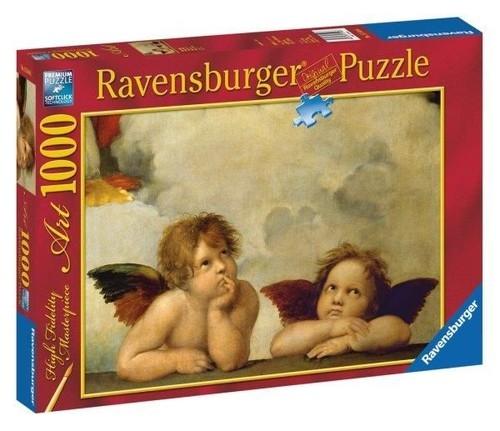 Puzzle 1000: Anioły