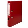 Segregator Bantex Classic dźwigniowy A4/5cm - czerwony (400044673)