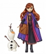 Frozen 2: Lalka Anna i Olaf (E6661)