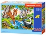 Puzzle 260: Forest Animals (B-27446)