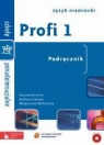Profi 1 podręcznik z płytą CDSzkoła ponadgimnazjalna Dittrich Roland, Kujawa Barbara, Multańska Małgorzata