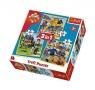 Puzzle 3w1: Strażak Sam w akcji (34844)