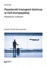 Pasażerski transport lotniczy w Unii Europejskiej.