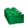 LEGO Pojemnik 8 Ciemnozielony
