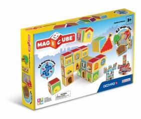 Magicube zestaw zamki i domy (GEO144)