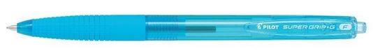 Długopis automatyczny Super Grip G (F) lazurowy