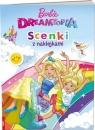 Barbie Dreamtopia Scenki z naklejkami