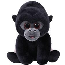 Maskotka Beanie Babies: Bo - Srebrny Goryl 15 cm (42301)