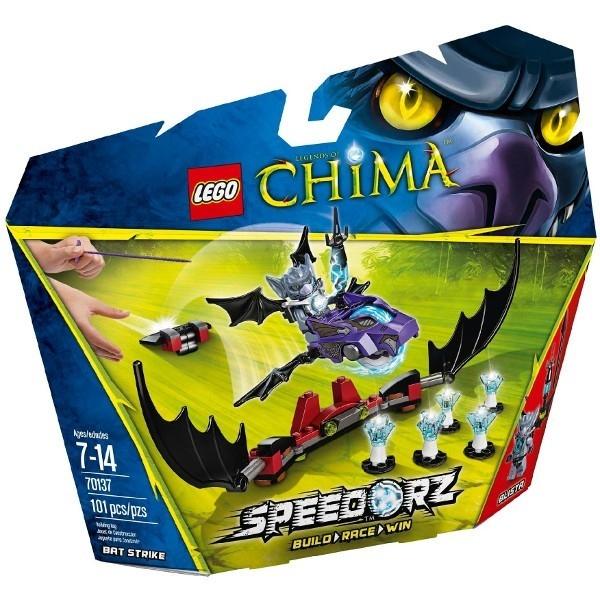 LEGO Chima Uderzenie Nietoperza