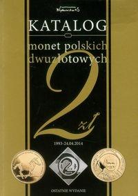 Katalog monet polskich dwuzłotowych Szybkowski Bogusław