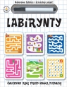 Kolorowe tablice i ścieralny pisak Labirynty