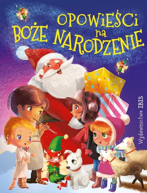 Opowieści na Boże Narodzenie Nożyńska-Demianiuk Agnieszka