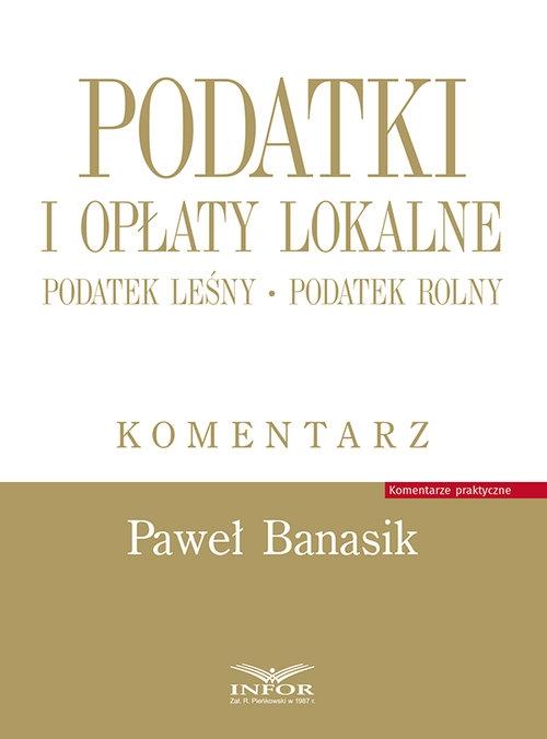 Podatki i opłaty lokalne Banasik Paweł