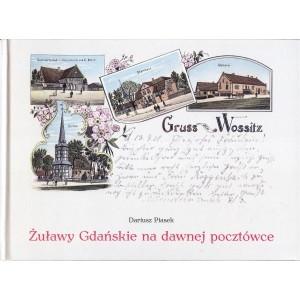 Żuławy Gdańskie na dawnej pocztówce Piasek Dariusz