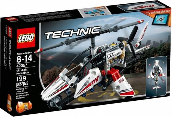 Technic Ultra lekki helikopter (42057)