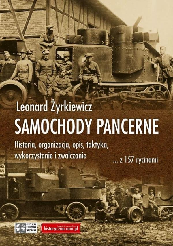 Samochody pancerne Żyrkiewicz Leonard