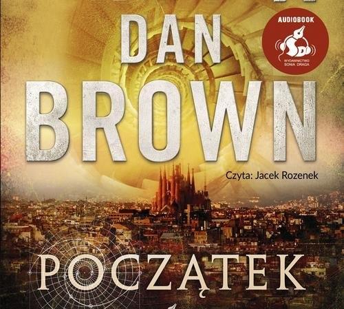 Początek (Audiobook) (Audiobook) Brown Dan