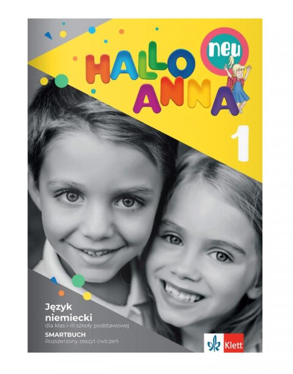 Hallo Anna neu 1. Podręcznik metodyczny z kartami obrazkowymi dla szkół językowych, wersja niem-niem