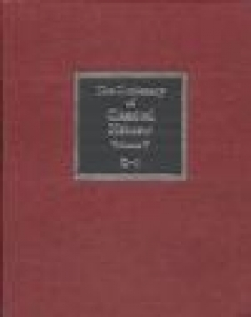 Dictionary of Classical Hebrew v 1