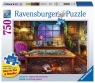 Puzzle 750: Pokój fana puzzli (16444)