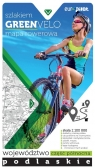 Green Velo mapa rowerowa Województwo podlaskie część północna