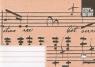 Zeszyt nutowy B2 - A5 leżący - 5 linii PWM
