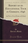 Report of an Educational Tour in Germany, 1846