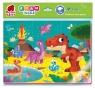 Piankowe puzzle 24: Dinozaury (RK6020-08)