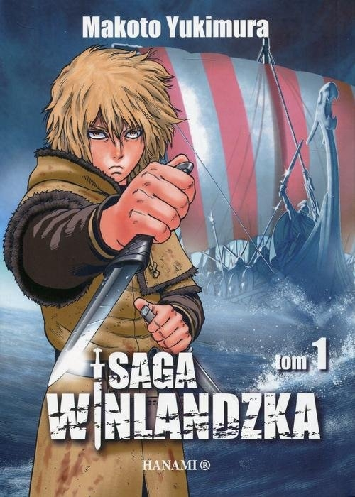 Saga Winlandzka #1 Yukimura Makoto