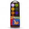 Farby akwarelowe Jedność, 12 kolorów