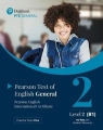 PTE General Level 2 (B1) no key with Student's...