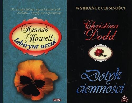 Labirynt uczuć / Dotyk ciemności Howell Hannah, Dodd Christina