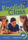 English Class A1+. Student's Book Podręcznik wieloletni, klasa 5