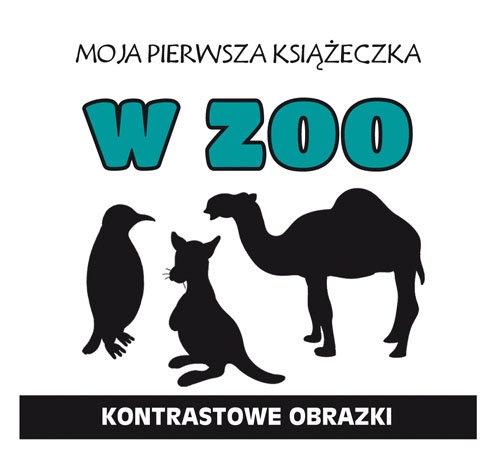 Moja pierwsza książeczka W zoo