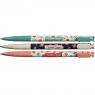 Długopisy automatyczne Warm Braw M&G 0,5 mm - niebieski (301026)
