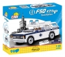 Klocki Cars 98 elementów FSO Karetka (24545)