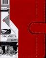 Orgaznizer Jazz  A6-17 czerwony tyg. 2018