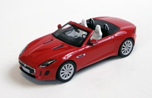 IXO Jaguar F-Type V8 S 2 013 (red)