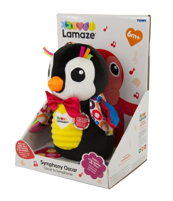 Lamaze: pingwinek orkiestra LC27245 (116701)