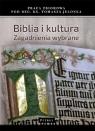 Biblia i Kultura Zagadnienia wybrane