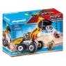 Playmobil City Action: Ładowarka kołowa (70445)