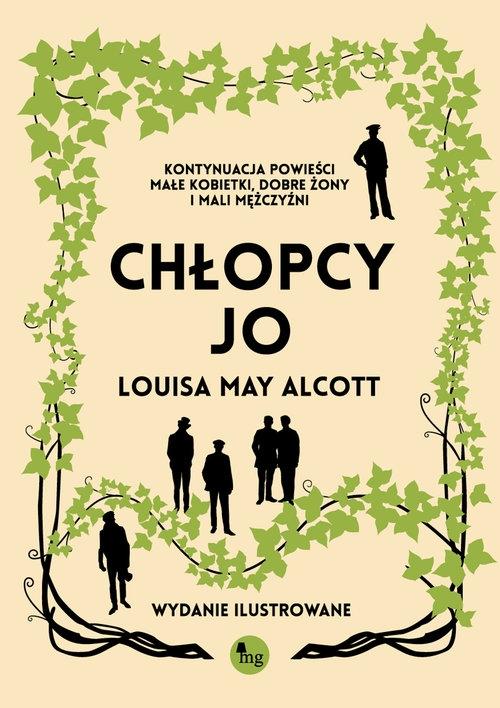 Chłopcy Jo Alcott Louisa May