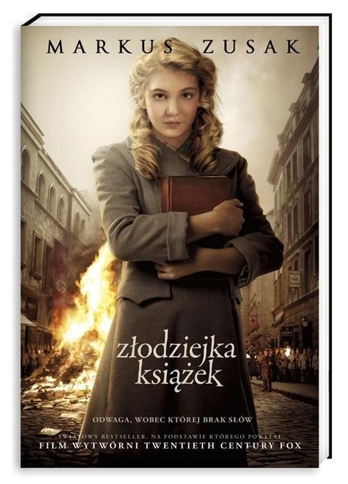 Złodziejka książek Zusak Markus