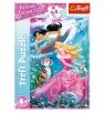 Puzzle 54 mini Przygody księżniczek 3