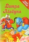 Lampa Alladyna. Książka z nalepkami
