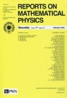 Reports on Mathematical Physics 77/1 2016 Kraj
